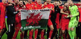 Post de La polémica de Bale en la celebración que no gusta en el Real Madrid ('Gales, golf, Madrid')