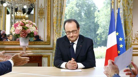 Hollande regresa de urgencia de Aviñón a París para la célula de crisis