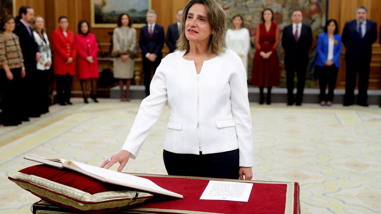 Teresa Ribera. (EFE)