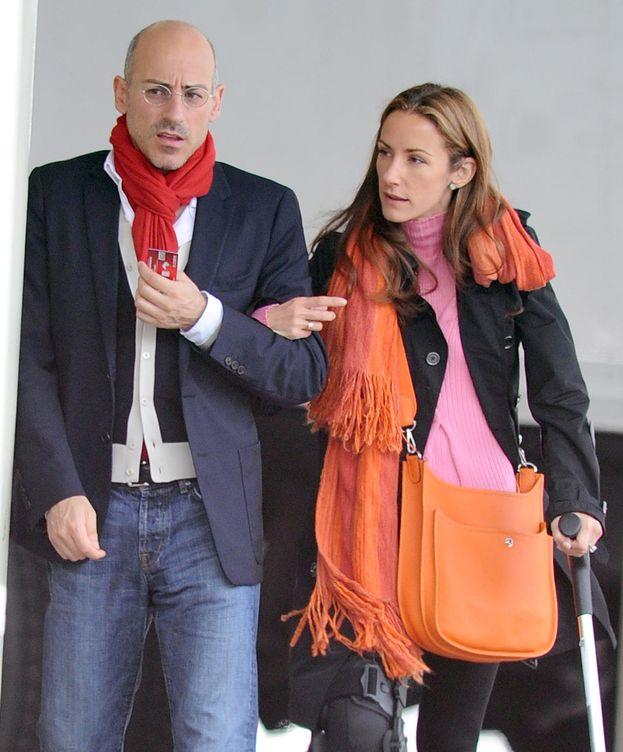 Foto: Jaime del Burgo junto a Telma Ortiz, en una imagen de archivo (Gtres)