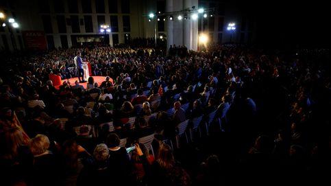 El PSOE cierra campaña con cautela y azuzando el miedo al auge de Vox