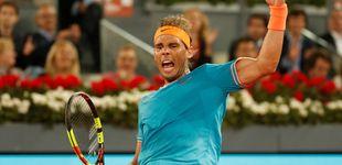 Post de Rafa Nadal se deshace de Frances Tiafoe y alcanza los cuartos de final en Madrid