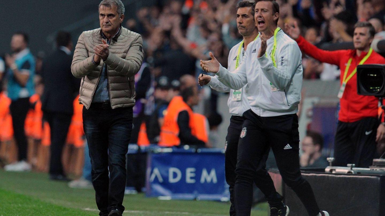 Guti es el segundo entrenador del Besiktas. (Imago)