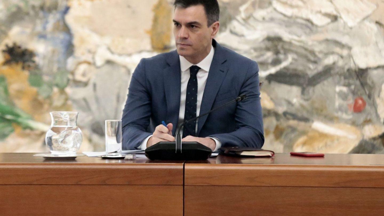 El presidente del Gobierno, en una imagen reciente. (EFE)