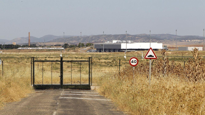 Foto: El aeropuerto de Ciudad Real sigue inmerso en su interminable proceso de liquidación. (Foto: EFE/Mariano Cieza Moreno)