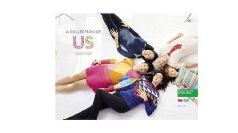 50 años de Benetton: de la provocación al compromiso con el empoderamiento de la mujer