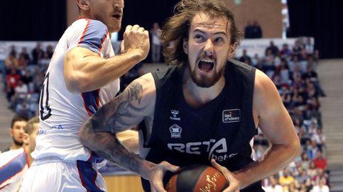 El chiste en el Bilbao Basket por los besos de las chicas vascas
