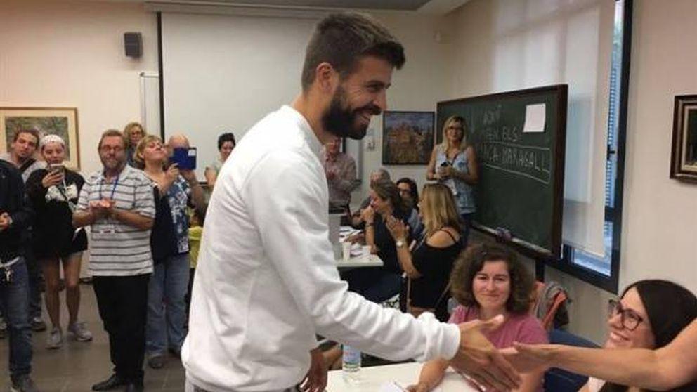Piqué, Paco León, Tamara Falcó… Los famosos reaccionan tras el referéndum