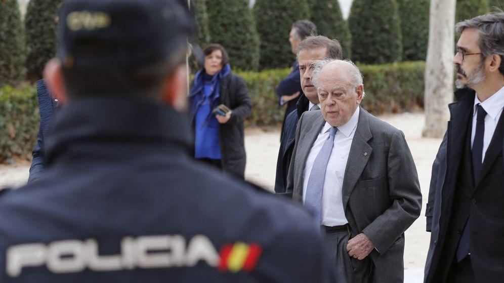 Foto: El expresident Jordi Pujol. (EFE)