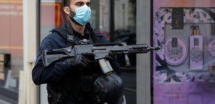 Post de Francia, sacudida por tres ataques paralelos: Niza, Aviñón y su consulado en Arabia Saudí