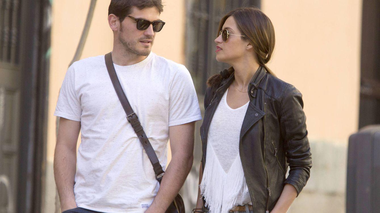 Foto: Iker Casillas y Sara Carbonero (Gtres)
