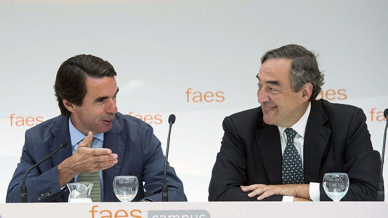 La CEOE se rompe por el acuerdo con Aznar: Es vergonzoso por la imagen que damos