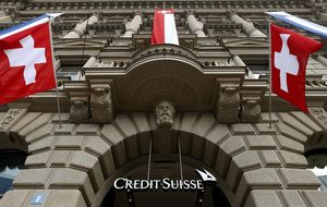 Credit Suisse reduce por debajo del 5% su participación en la socimi Merlín