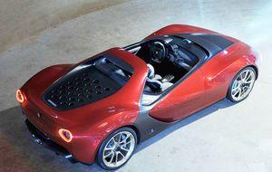 Pininfarina Sergio, un espectacular homenaje al gran diseñador italiano