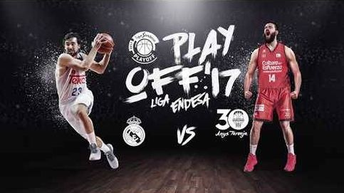 Solo el Valencia Basket puede evitar el tercer doblete seguido del Real Madrid