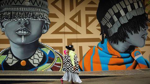 Arte y color en Johannesburgo y la vida durante la pandemia: el día en fotos