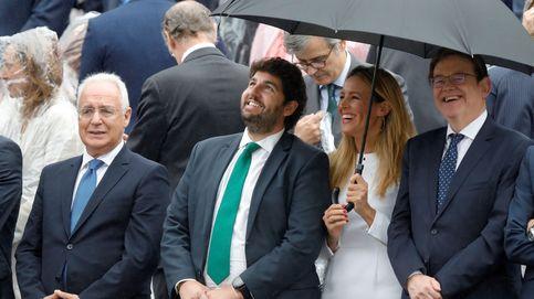 López Miras y Ximo Puig se quedan sin minicumbre por la moción de Murcia