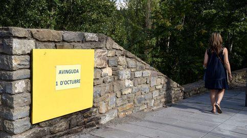El pueblo de Josep Borrell votará llamar 1 de octubre al paseo que lleva su nombre