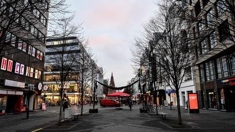 Las ventas minoristas de Alemania caen un 4,5% en enero por la segunda ola