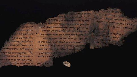 Los manuscritos del Mar Muerto tenían textos ocultos: los acaban de descubrir