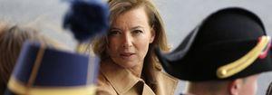 Valérie Trierweiler denuncia a los autores de su biografía extraoficial