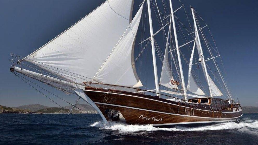 Así es el lujoso velero de 32.000 euros la semana que alquilaron los Reyes