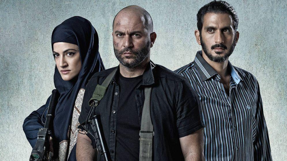 Foto: Imagen promocional de la tercera y última temporada de 'Fauda'