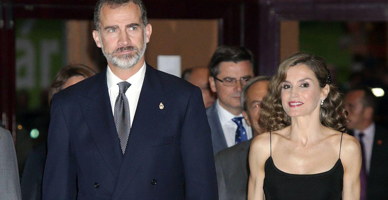 Foto: Los Reyes presiden el concierto de los Premios Princesa de Asturias 2016