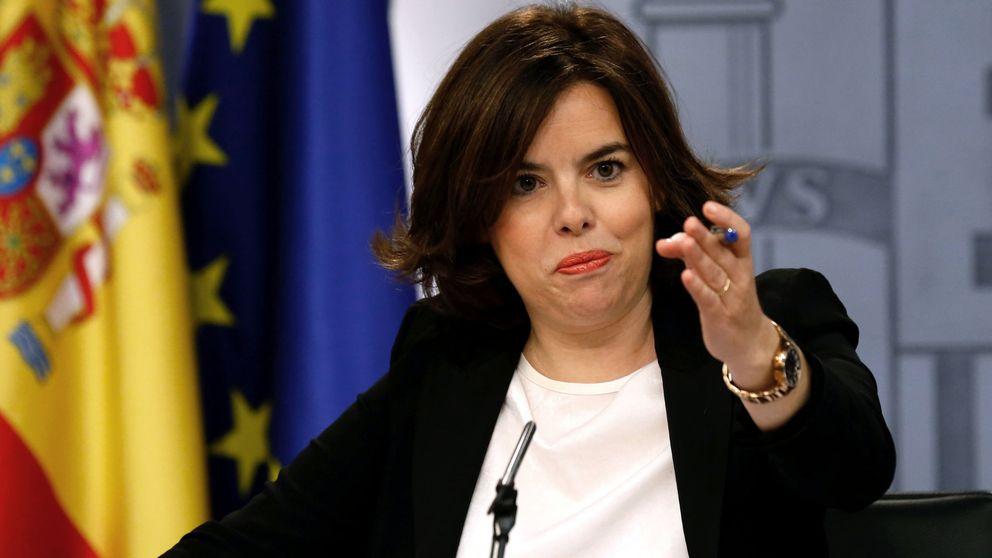 Santamaría aumenta protagonismo y volverá a ser 'segunda' de Rajoy el 26-J