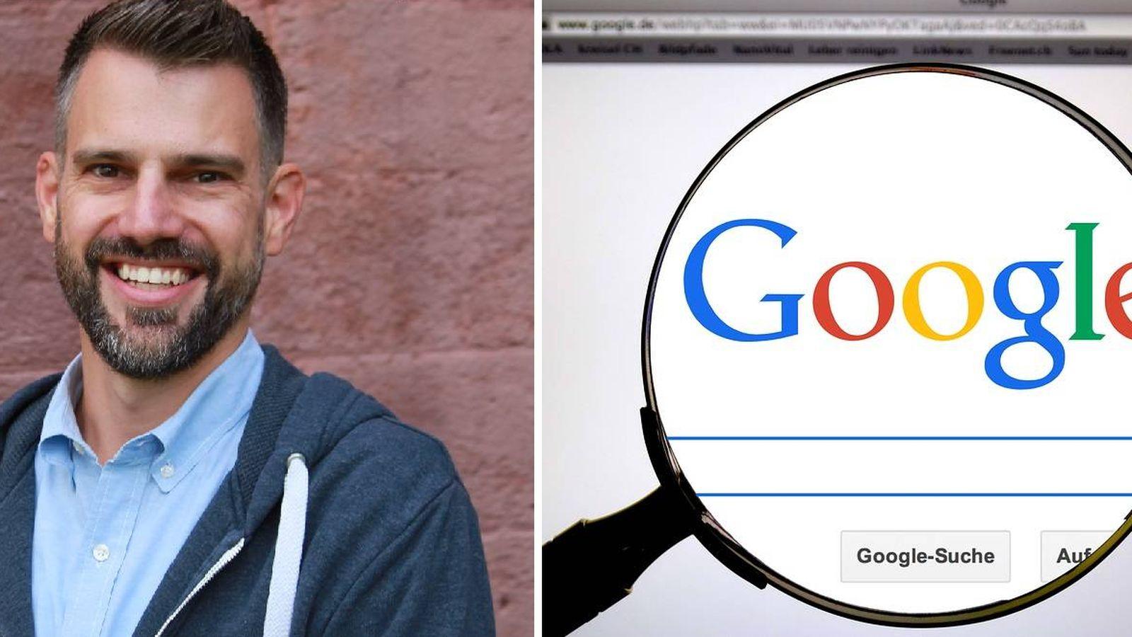 El profe de matemáticas que sabe todo sobre Google tiene 12 trucos que no dejarás de usar