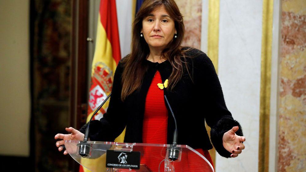 Foto: La diputada de JxCAT Laura Borràs. (EFE)
