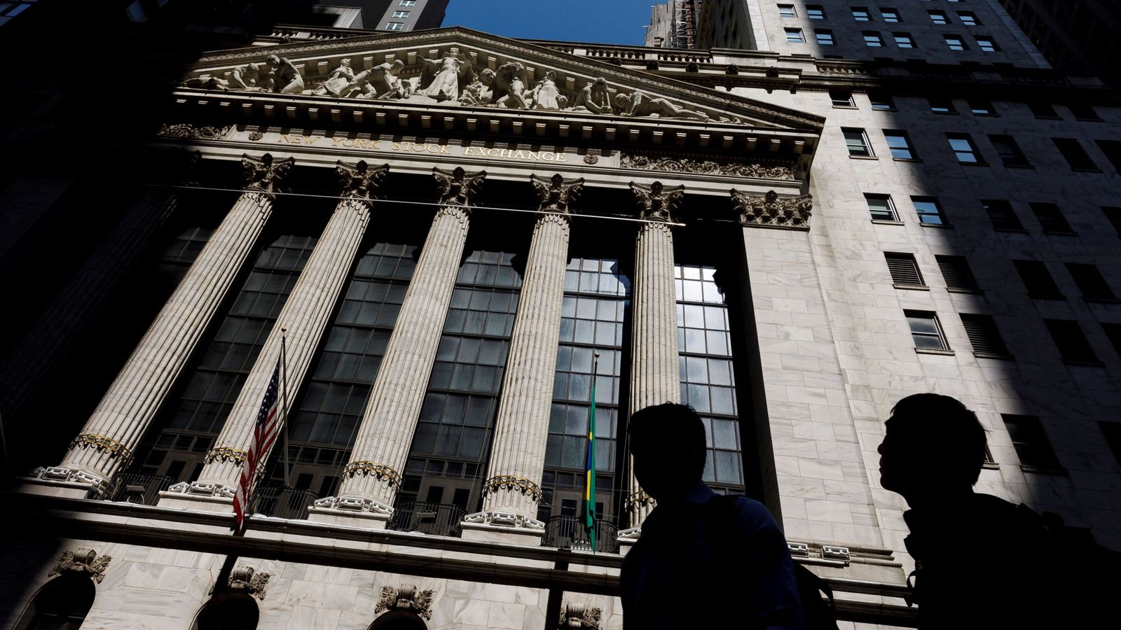 Foto: Wall Street aguanta a duras penas la presión de Trump a la Fed.