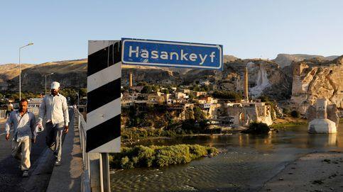 Hasankeyf, la joya arquitectónica de Turquía que desaparecerá bajo una presa