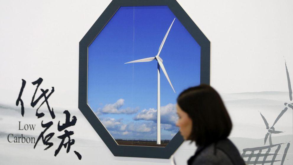 El Ibex 35 pasa de puntillas por los riesgos que supone el cambio climático