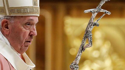 El Papa bromea con una monja: Te doy un beso, pero tú no me muerdas