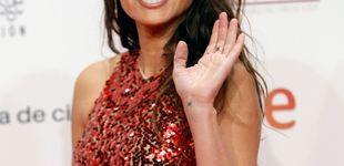 Post de Penélope Cruz en los Premios Forqué. Por fin acierta (y vuelve) con su look