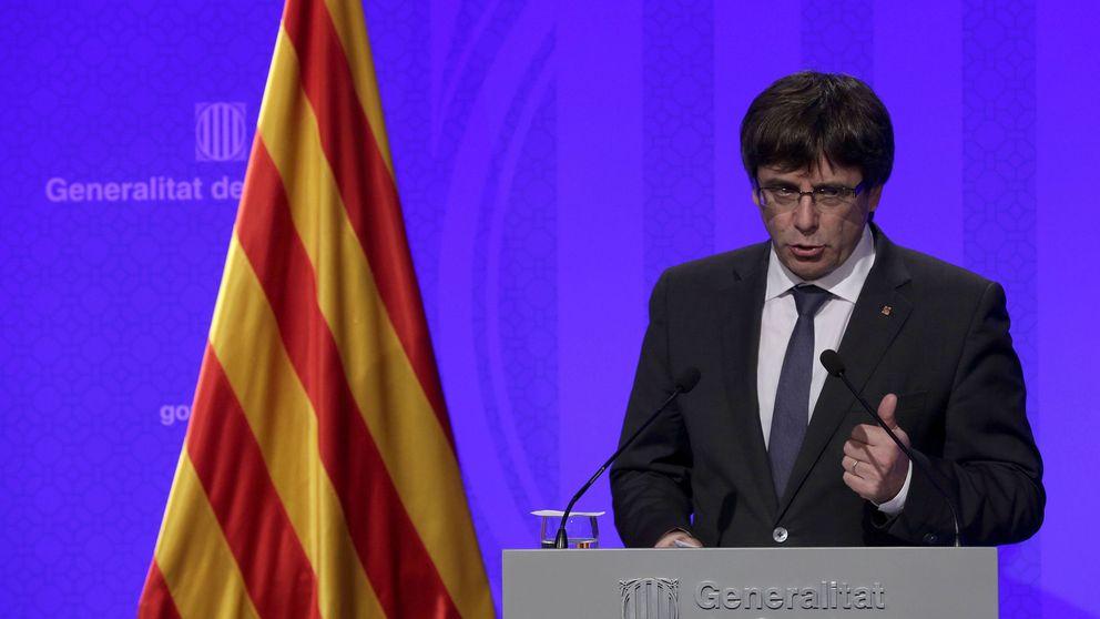 Puigdemont pide arbitraje internacional, pero declarará la independencia