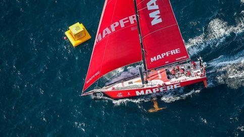 La Volvo Ocean Race comienza con sabor español: victoria del Mapfre en Alicante