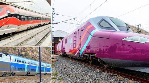 Trenes de dos pisos, 'ligerísimos' y 'low cost': los 3 nuevos AVE que circularán por España