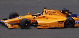 Post de En directo: cuarto día de pruebas de Alonso en las 500 Millas de Indianápolis