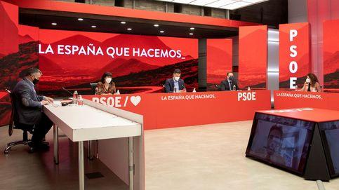 El PSOE acalla las críticas para blindar a Sánchez  y espantar el cambio de ciclo