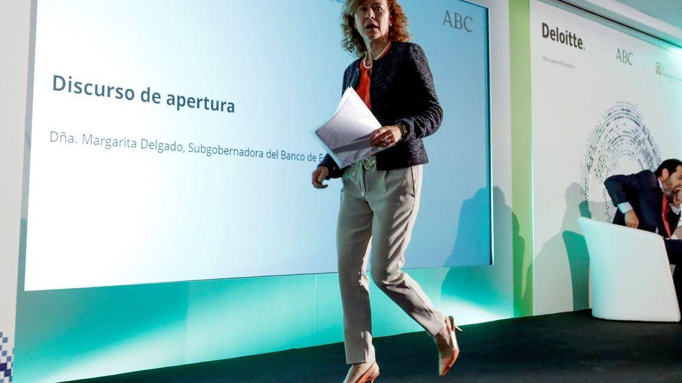 Foto: La subgobernadora del Banco de España, Margarita Delgado. (EFE)