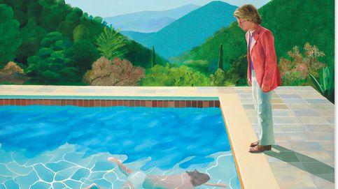 Hockney supera los 90 millones