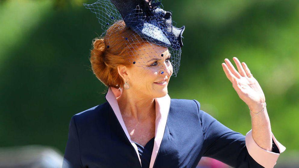 Operación 'salvar al príncipe Andrés': Sarah Ferguson y sus nada casuales fotos solidarias