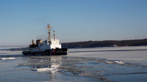 Un barco chino se hunde en la costa argentina tras chocar con un pesquero español