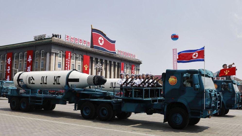 Foto: Pionyang, en Corea del Norte, es uno de los lugares que los gobiernos no recomiendan visitar. (EFE)