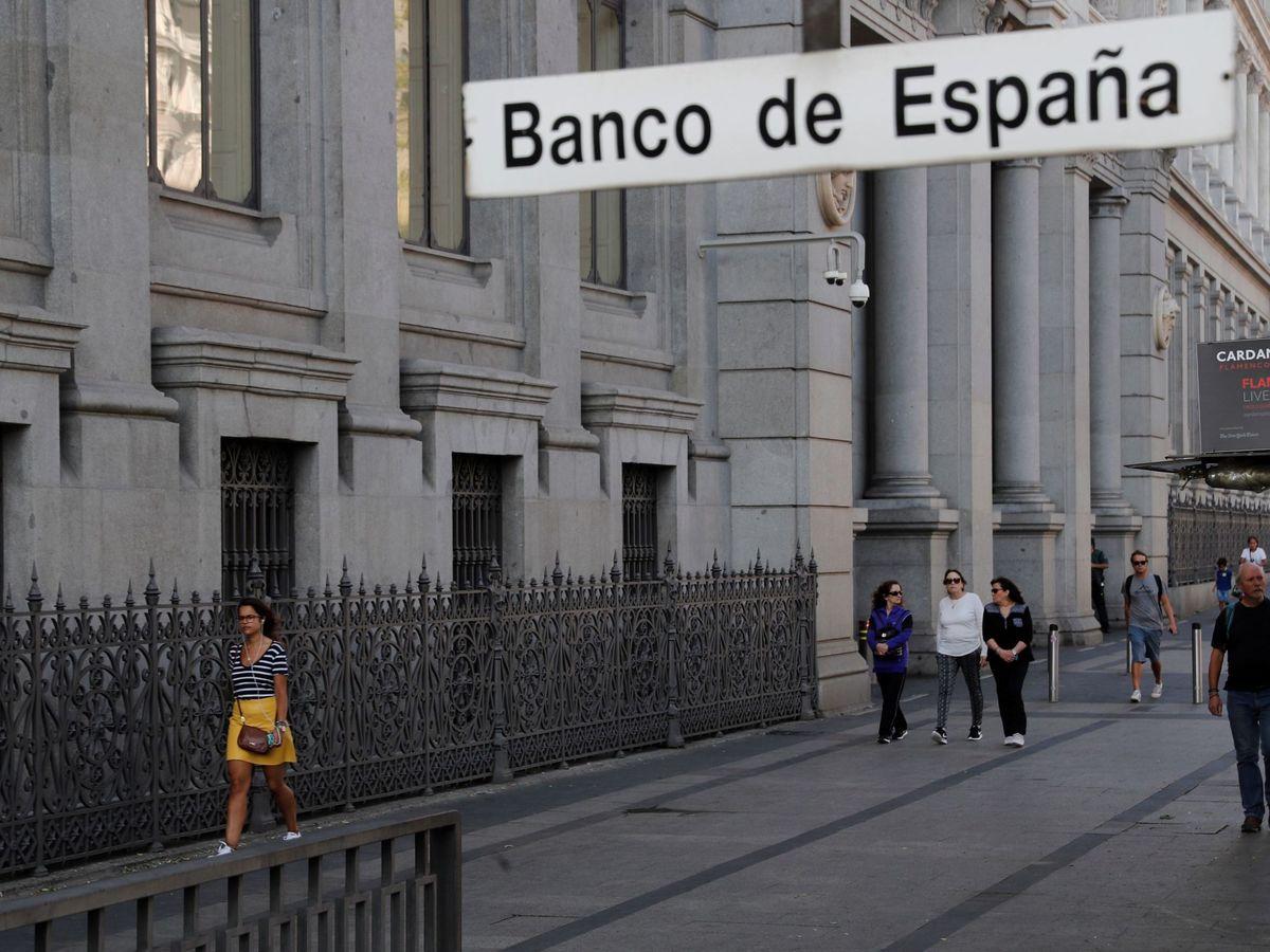 Foto: Sede del Banco de España
