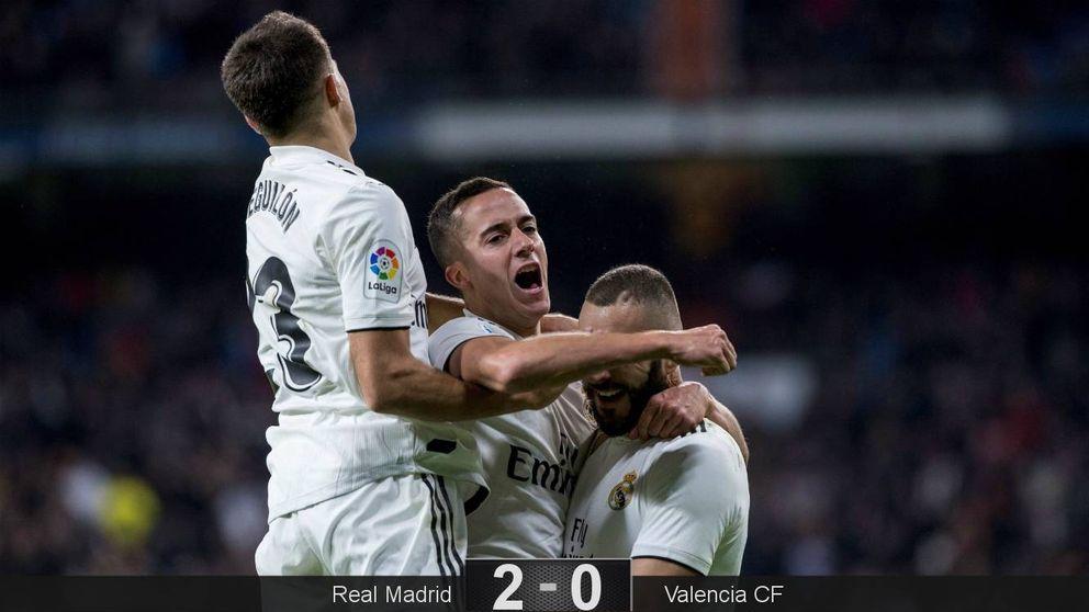 Los riesgos de Solari consiguen recuperar para el Real Madrid a Marcos Llorente
