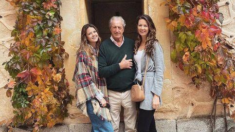 Isabelle Junot, turismo con su padre y su hermana entre preparativos de boda