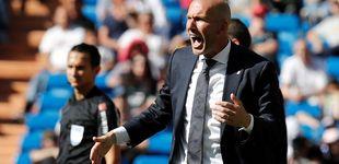 Post de El colmillo de Zidane en los fichajes del Real Madrid y el aviso a los descartes